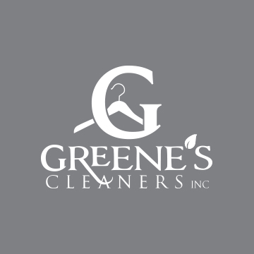 Greene's Cleaners Logo/Branding Redesign