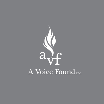 A Voice Found Logo Design