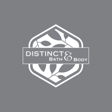Distinct Bath & Body - Logo Design