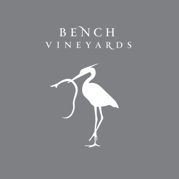Bench Vineyards Branding & Wine Label Design