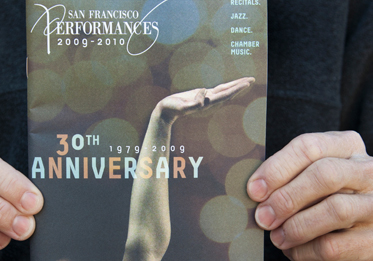 San Francisco Performances Brochure
