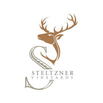 Steltzner Vineyards Logo and Label Redesign