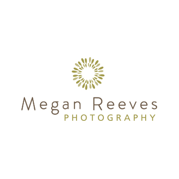 Megan Reeves Photography Logo Design