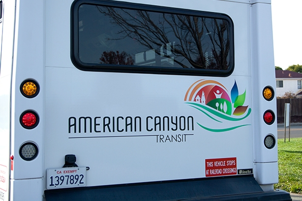 City of American Canyon Logo and Brand Design