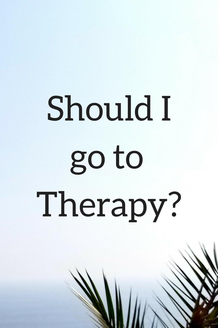 Mental Health Therapy Blog — Sena Moran, LMHC