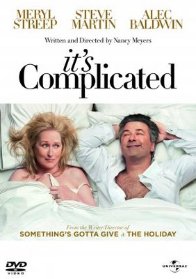 It's Complicated - If you have not seen this movie, you are completely missing out.This movie gives an interesting perspective about life after divorce. It is not your typical love story which is why it is so great. Do yourselves a favor and watch this movie. You'll laugh and you'll definitely fall in love with it.