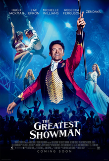 The Greatest Showman - We all know that I've thoroughly enjoyed this movie! I loved it so much that I even wrote a review about it (click here to read).Musicals are pretty few and far between, but when they come around, they are usually great. This musical was a complete game-changer. Every song was brilliant, the acting was on point and the costume design was to die for!Definitely watch this if you haven't already.