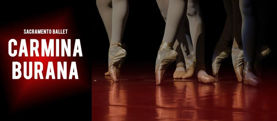 March - Carmina Burana (Sacramento Ballet)