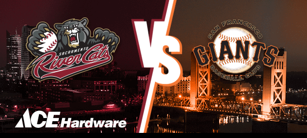 March - Giants vs. River Cats (Exhibition Game)