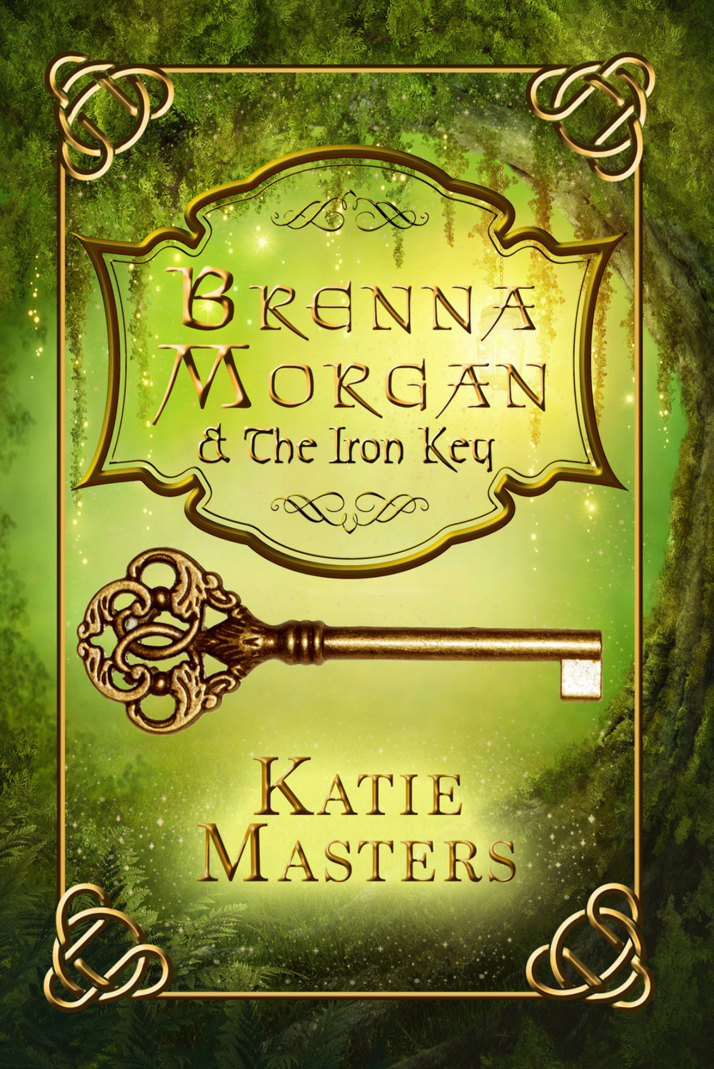 Brenna Morgan & The Iron Key   By: Katie Masters  Twitter:  https://twitter.com/Katie_Masters29