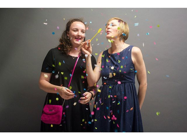 How are you celebrating the start to your weekend!  This is one of my favorite photos EVER of my lovely daughter @indigocolton and I. ⠀⠀⠀⠀⠀⠀⠀⠀⠀ -⠀⠀⠀⠀⠀⠀⠀⠀⠀ This weekend let's make it a point to Let Go. Celebrate. Be Silly. Smile. Blow Some Bubbles. Throw Confetti.  Just for the fun of it!⠀⠀⠀⠀⠀⠀⠀⠀⠀ -⠀⠀⠀⠀⠀⠀⠀⠀⠀ How are you going to let it all go and celebrate life this weekend?