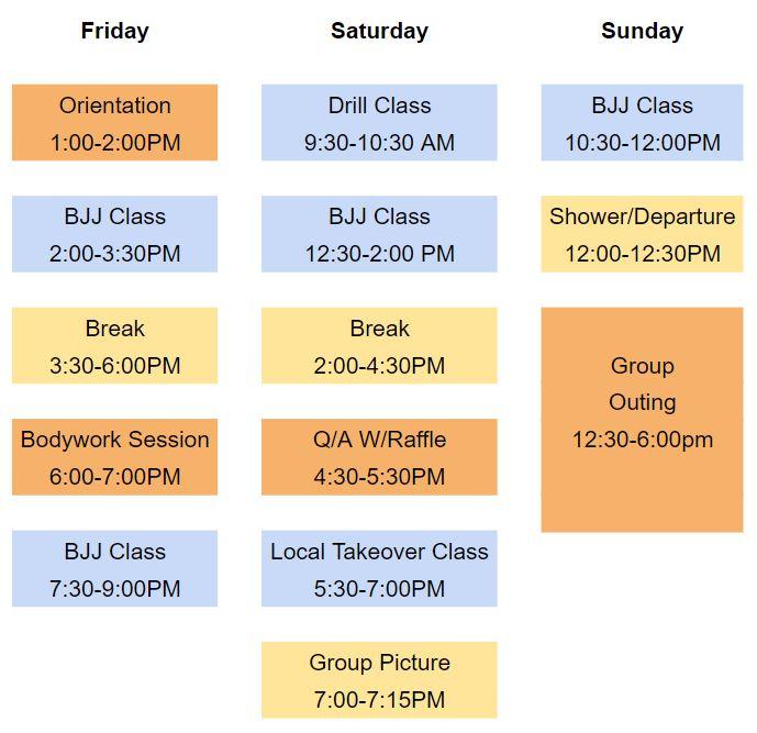 Final Florida Schedule.JPG