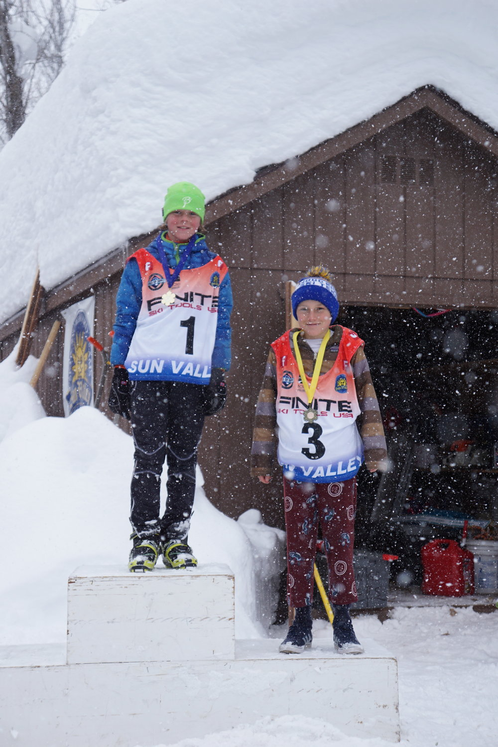 Peter Concannon U12 Ist place SUN Valley Skate race.JPG