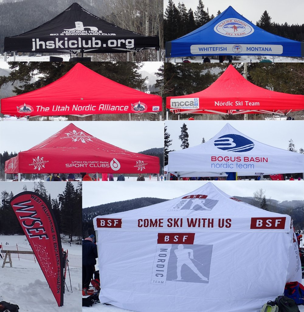 Tent Envy & Intermountain Division