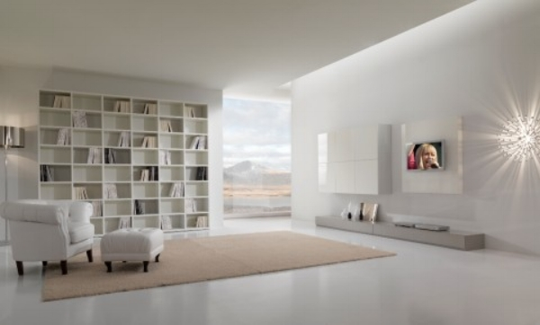 """Photo is not of an actual Reading Room. It's sole purpose is to demonstrate how a space could be modernized and """"uplifted""""."""