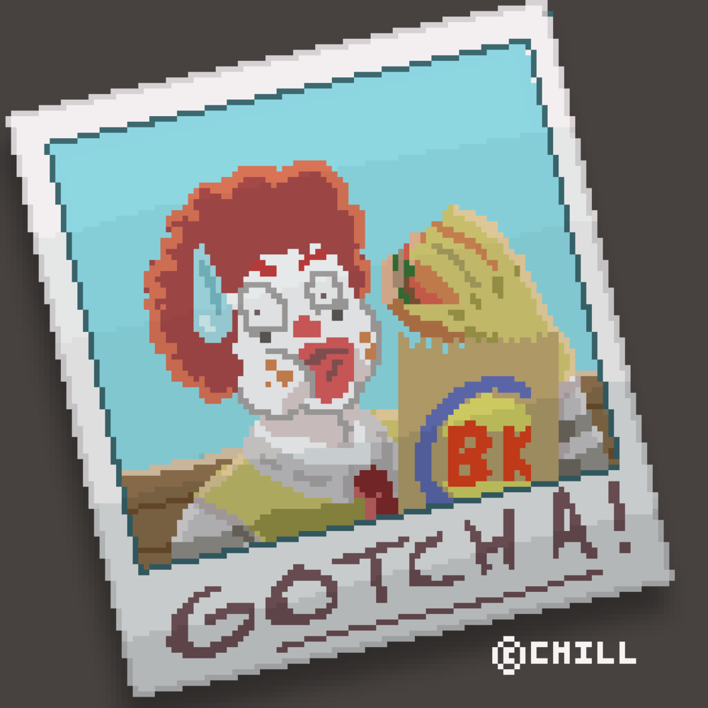Ronald Caught With The King.png