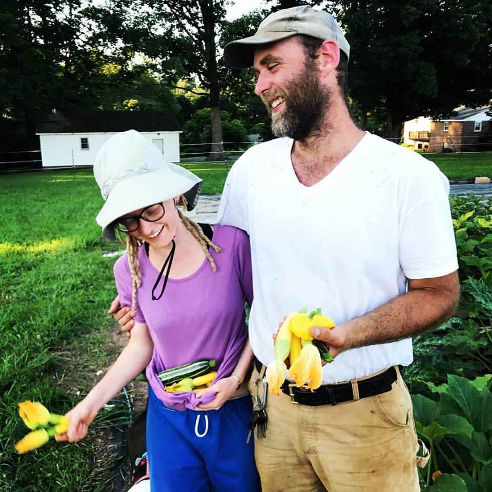 Farmers Emma + Elliot