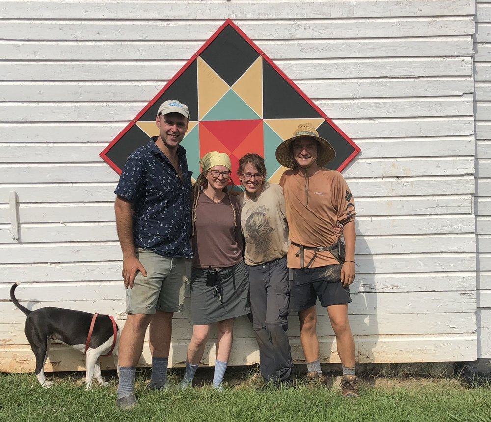 2018 summer crew