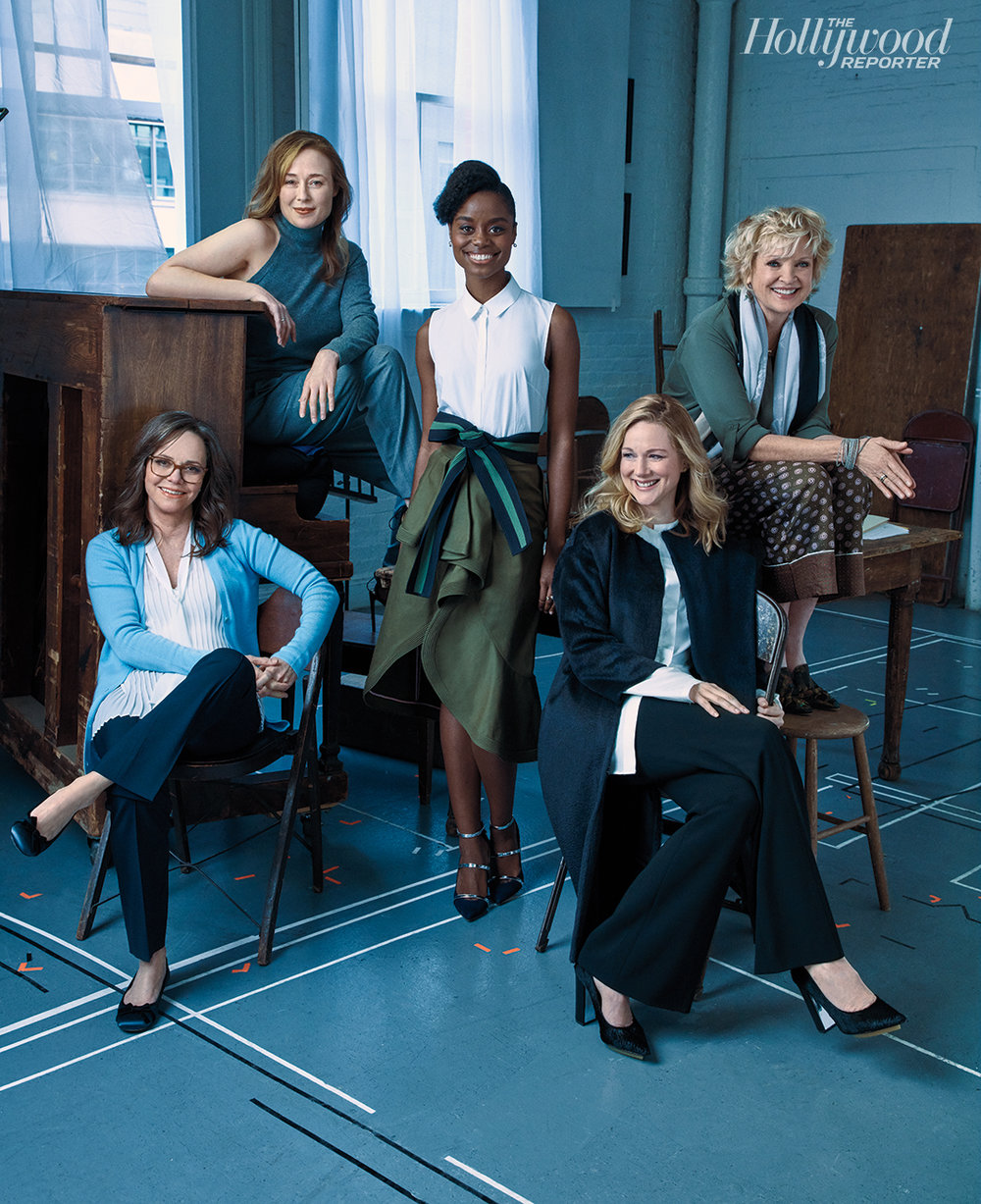 The Hollywood Reporter, 2017 Tony Actress Nominees