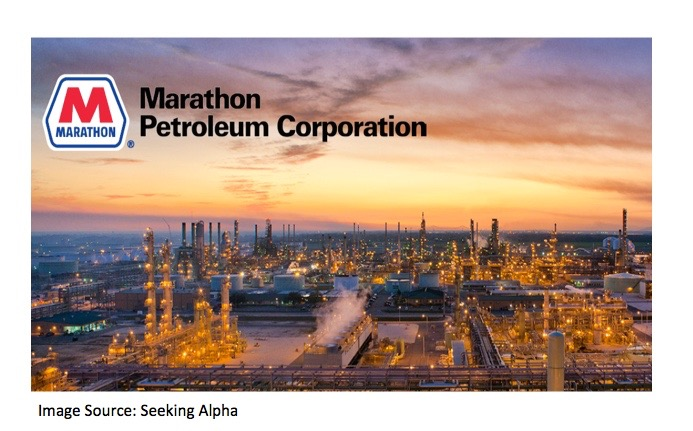 Early reviews positive for Marathon's plan to unleash billions in untapped value - S&P GLOBAL. JAN. 3, 2017Marathon Petroleum Corp.'s triple move to accelerate midstream asset drop-downs, revamp capital structure and mull a spin-off of its retail fuels business was an initial success with investors, including one that publicly pressed Marathon for value-enhancing action.READ MORE.
