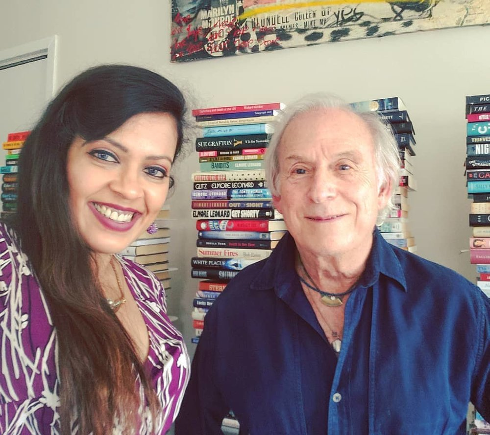 WITH AWARD-WINNING AUTHOR CHARLES SALZBURG of the HENRY SWANN MYSTERY SERIES - NYC