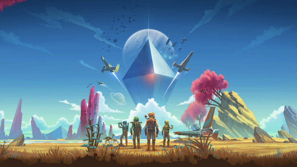 NO MAN'S SKY NEXT -