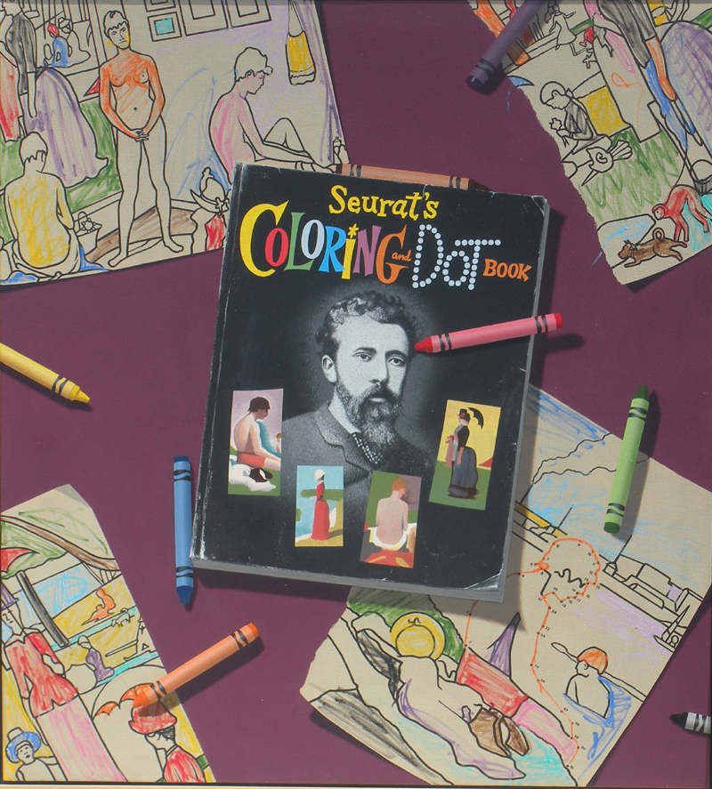 Seurat's Coloring and Dots Book, 2011
