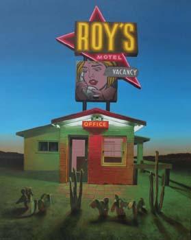 Roy's Motel, 2009