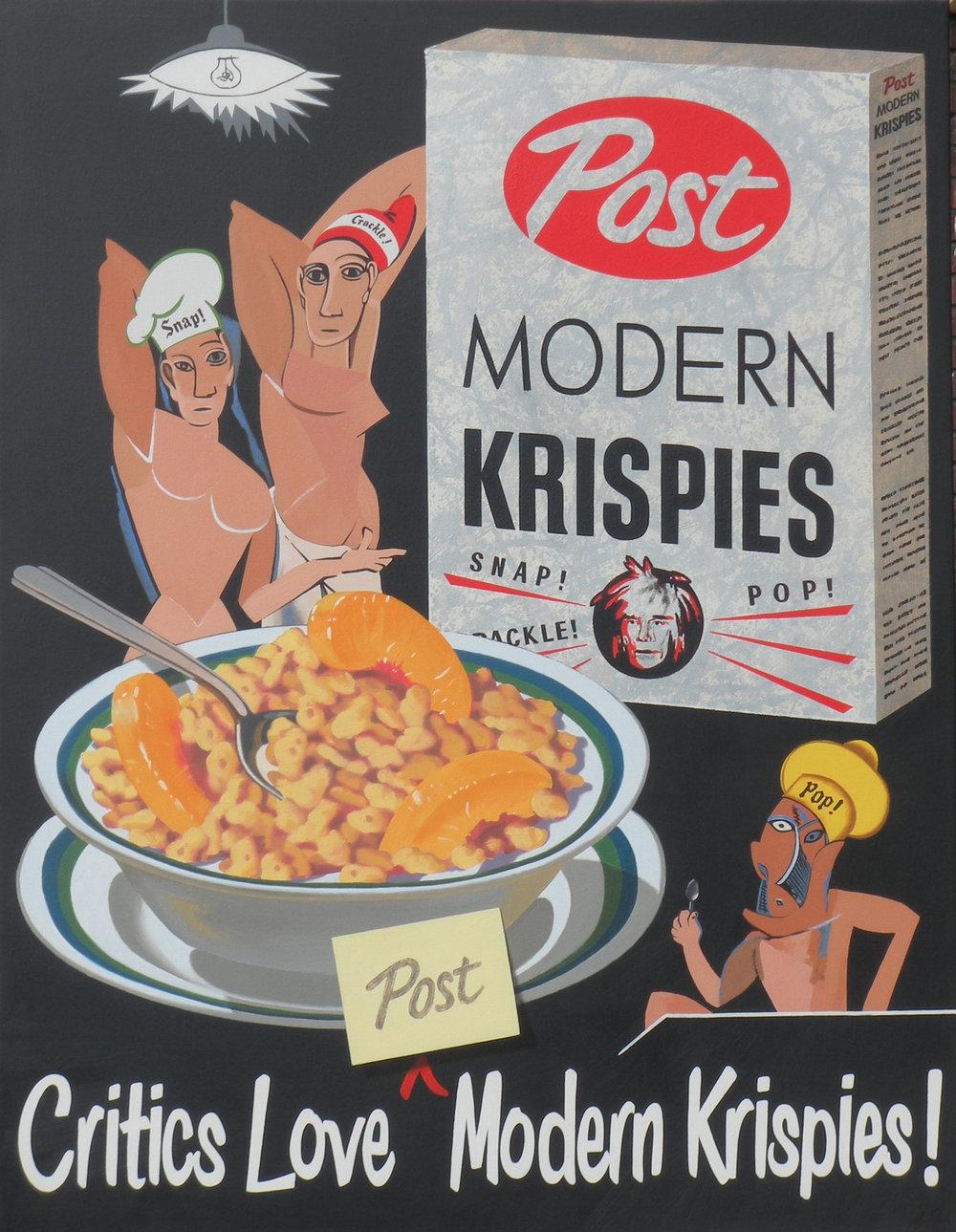 Post Modern Krispies, 2011