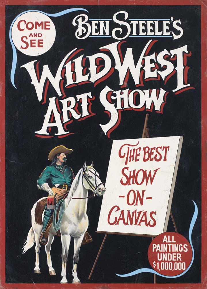Wild West Art Show, 2013