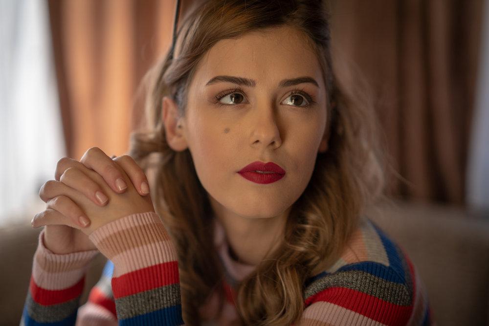 Photo of actress Mane Sargsyan