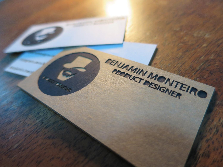 Benjamin monteiro product designer business cards laser cutting benjamin monteiro business cards 3d 3 layers colourmoves