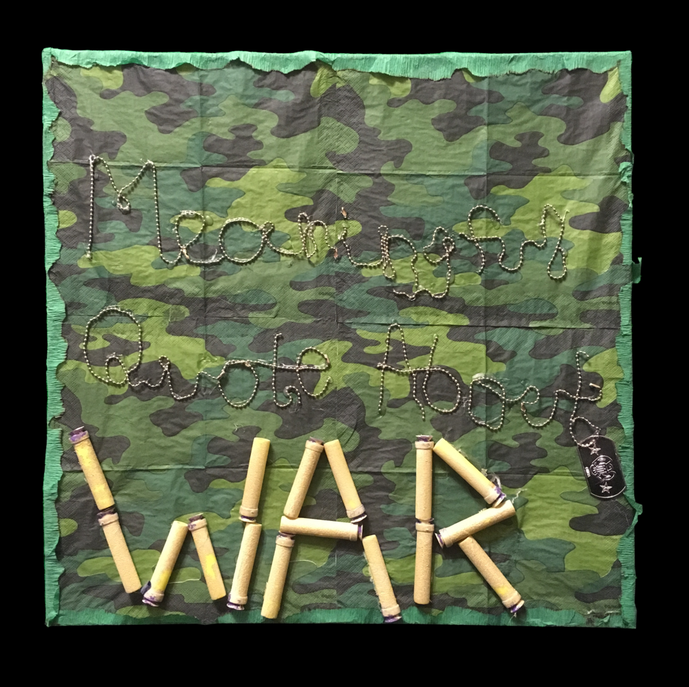 Meaningful Quote About War
