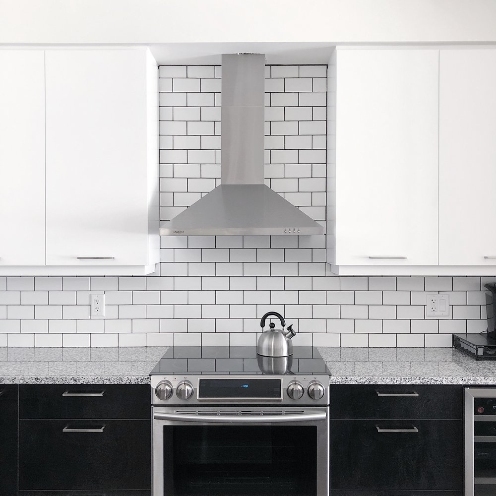 Welome to our home, and more specifically our kitchen — Living 9 to 9