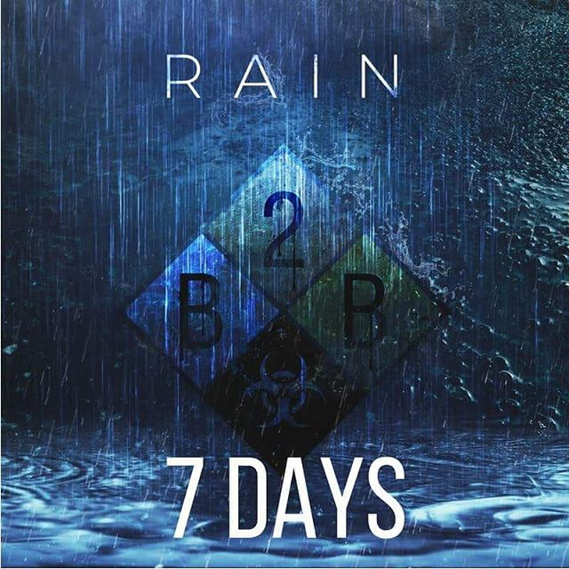 We release our brand new single in 7 DAYS!  #band #rock #audioslave #rageagainstthemachine #rain #newmusic #tagpublicity #7days #countdown #hype #single #likeus #followus