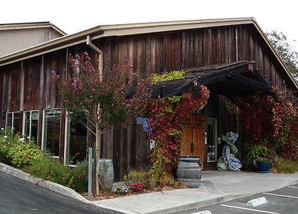 Moshin Vineyards, Sonoma, California
