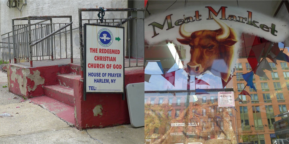 Church & Meat Market
