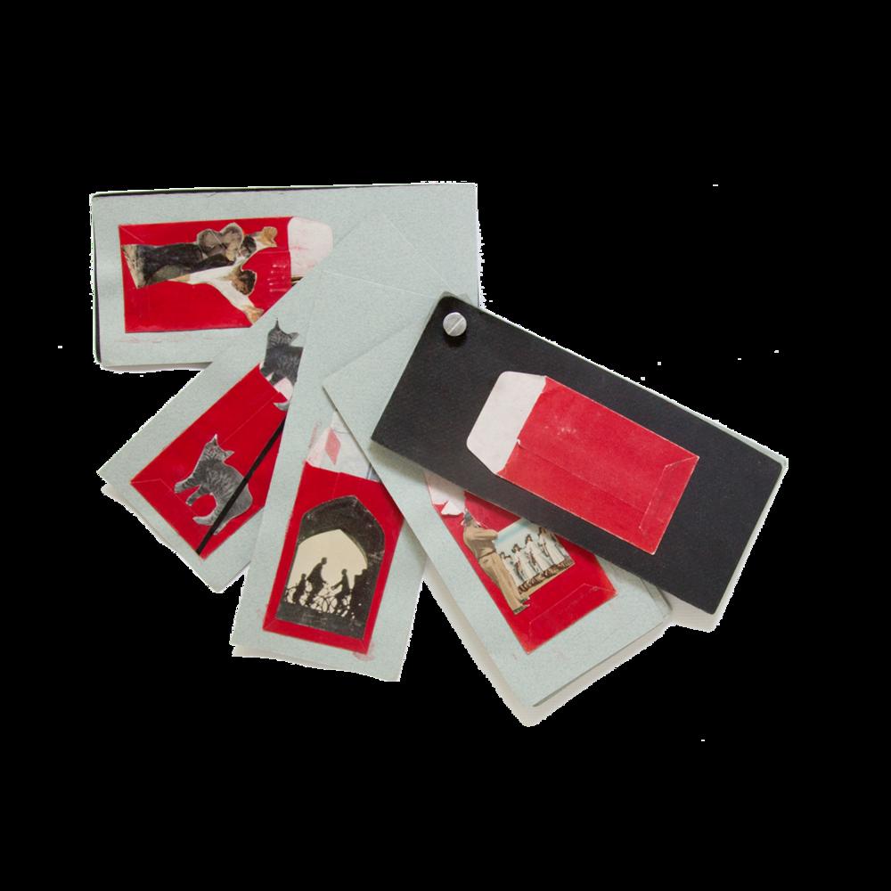 Red Envelope Book [1984]
