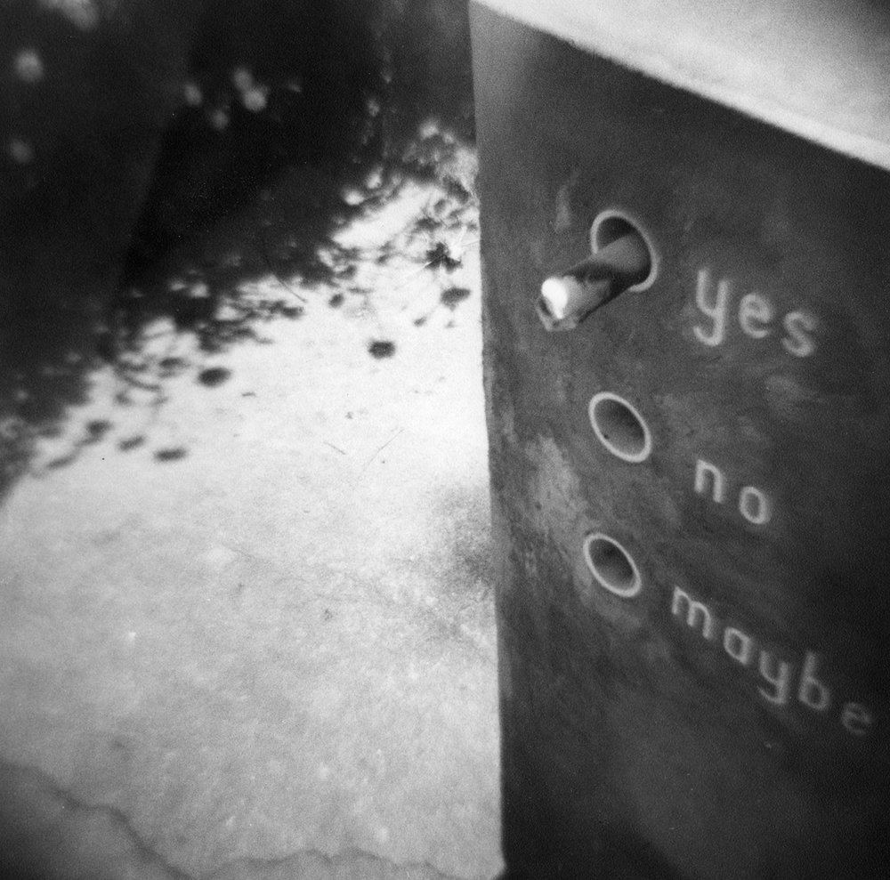 Yes/No/Maybe