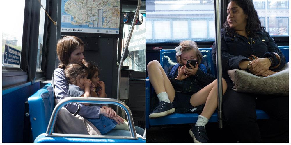 Brooklyn Bus/Manhattan Bus