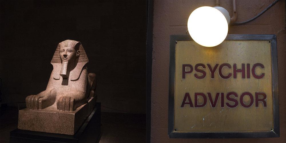 Sphinx/Psychic Advisor