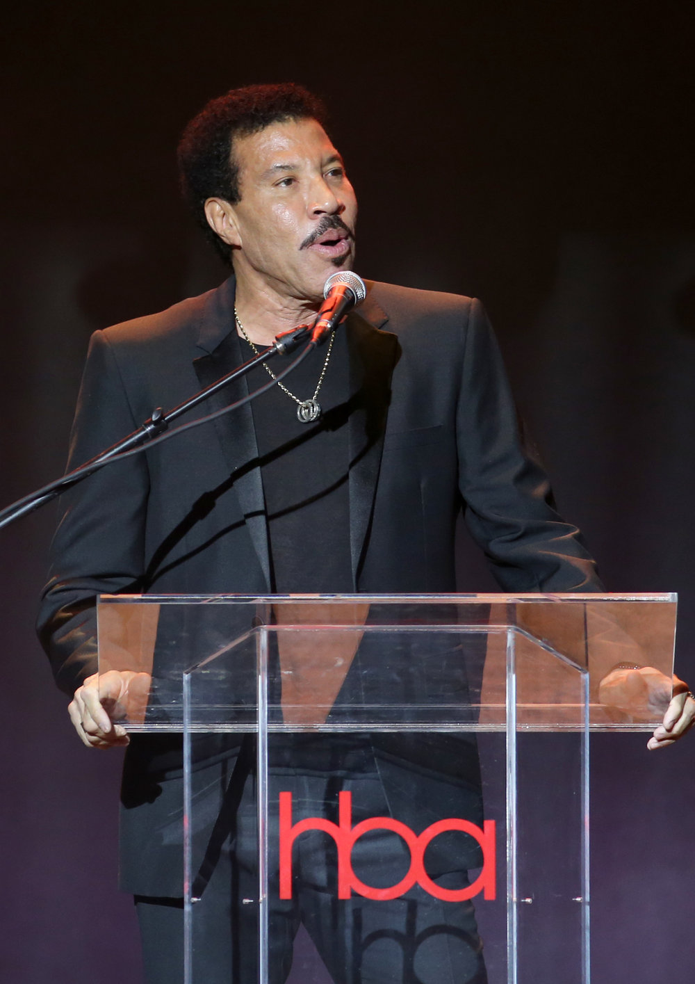 Smokey Robinson and Lionel Richie | Feb 25, 2018, Hollywood Beauty Awards held at the Avalon