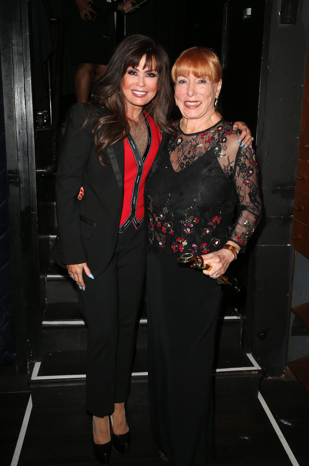 Marie Osmond and Gail Ryan  | Feb 25, 2018, Hollywood Beauty Awards held at the Avalon