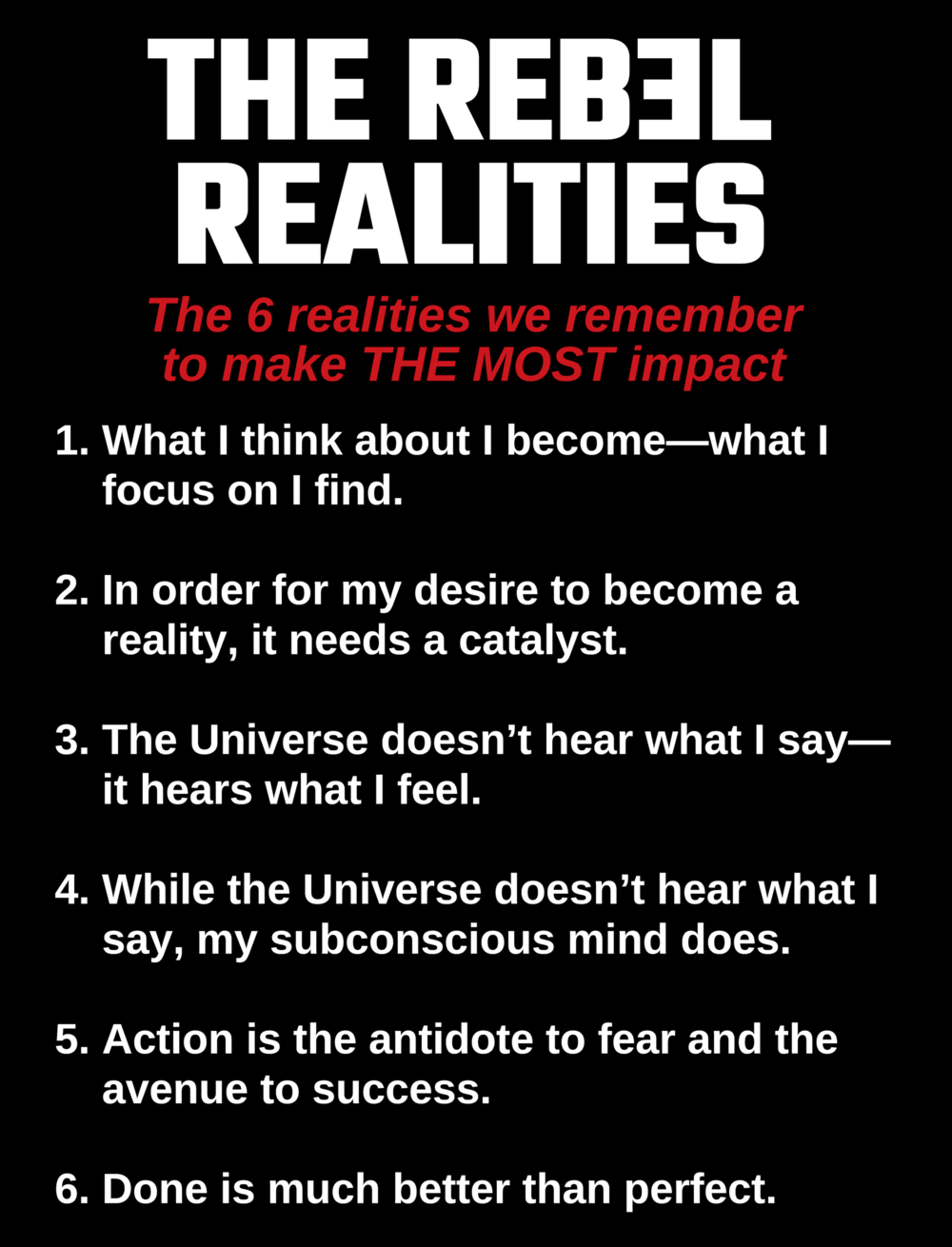 Rebel Realities for life coaching and life coaches, Life Coaching School, Life Coach Certification