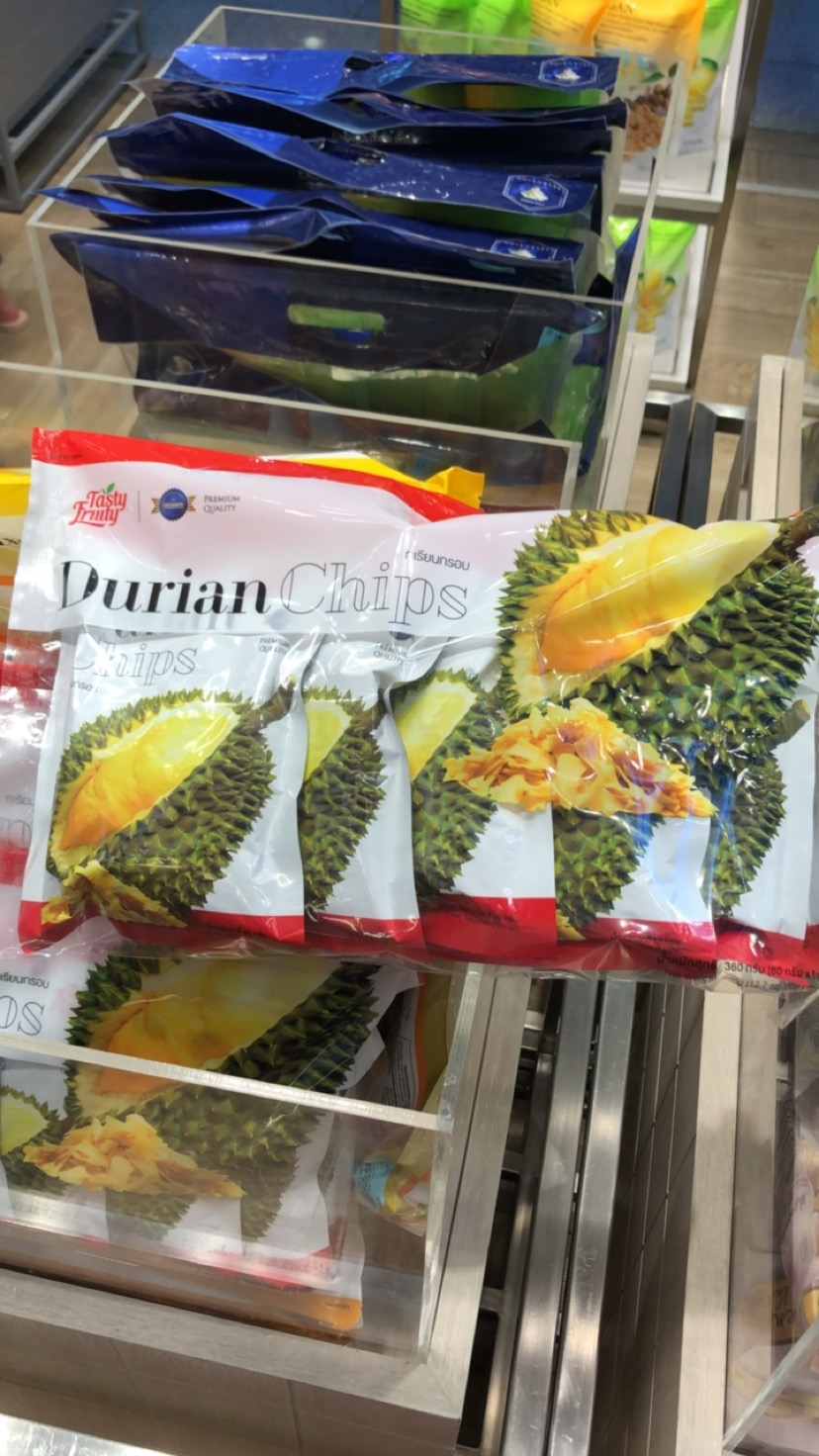 Durian Chips
