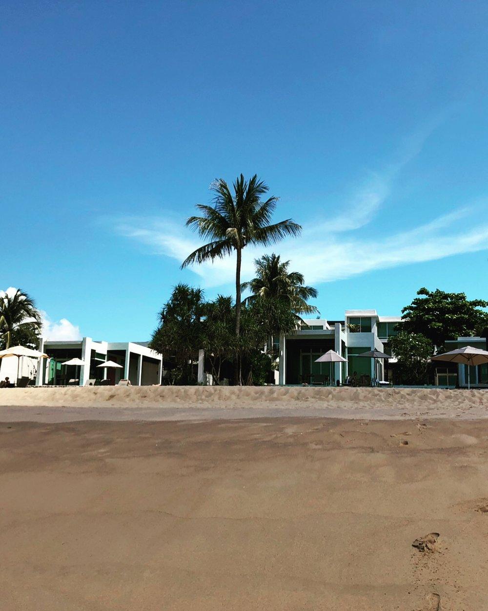 Aleenta Resort Phuket Thailand