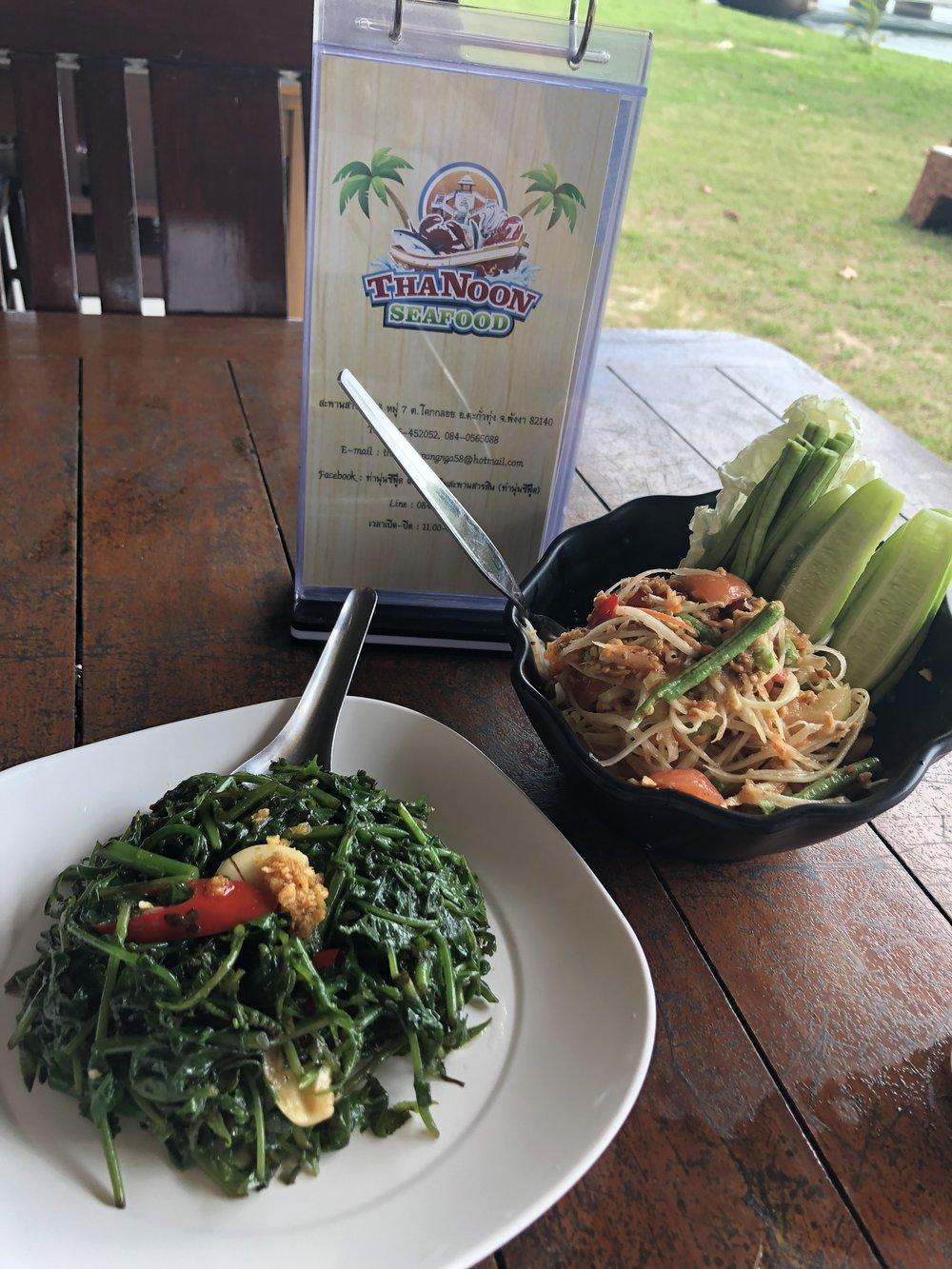 ThaNoon Seafood Phuket