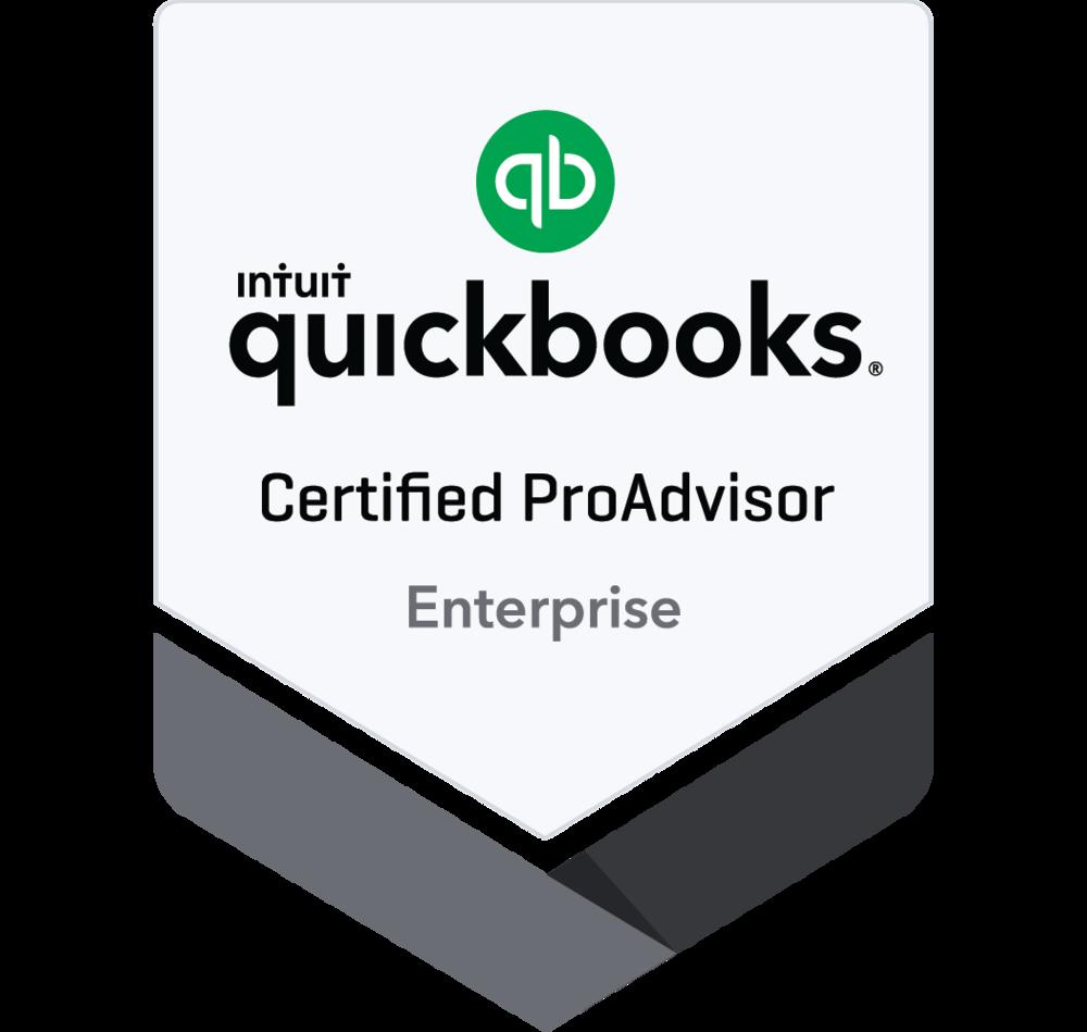 Enterprise - Quickbooks ProAdvisor