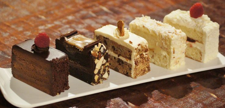 cakes -