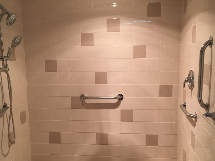 Bathrooms SOS Group Safety Outfitting Services - Bathroom modifications